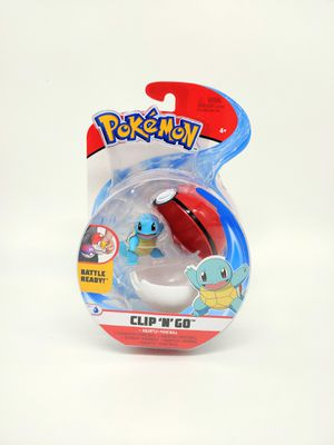 Pokemon Clip N Go Squirtle With Ball for Sale in Rodeo, CA