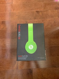Beats Solo Hd in Green for Sale in Windham,  NH