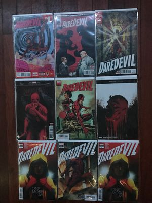 Marvel Comics Daredevil for Sale in San Pablo, CA
