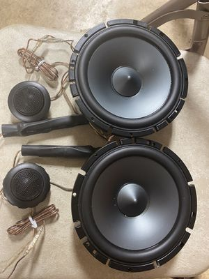 """6.5"""" ALPINE COMPONENTS for Sale in Canby, OR"""