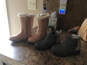 Little Girl boots!! for Sale in Prattville, AL