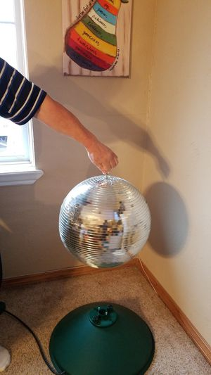 16 inch mirror ball for Sale in Oklahoma City, OK