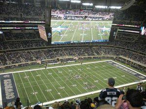 Dallas Cowboys vs LA Rams tics, 15 yard line, Front Row Seats for Sale in Grand Prairie, TX
