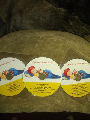 Audio bedtime stories for Sale in Tulsa, OK