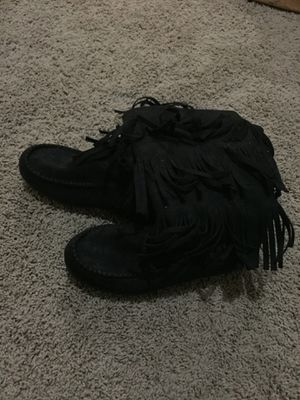 Fringe boots for Sale in Sand Springs, OK