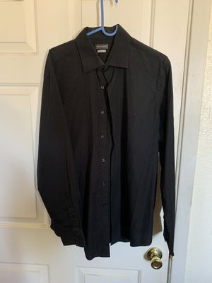 Van Heusen fitted button up size L for Sale in Minden, NV