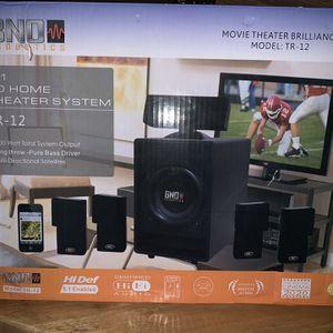 BNO Acoustics Surround System for Sale in Detroit, MI
