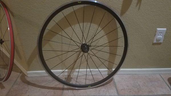 Forte An Ii Road Bike Wheels 700 C Clincher Shimano Cette