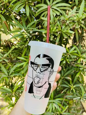 Bad Bunny Starbucks Cup for Sale in Fresno, CA