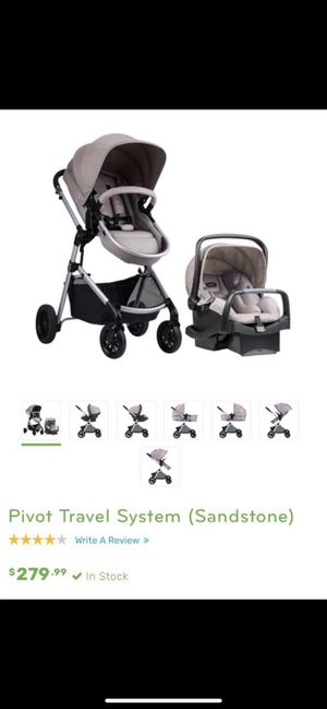 New Stroller Travel System for Sale in Arlington, TX