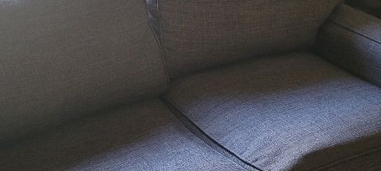 Dark Grey Loveseat for Sale in Canyon Country,  CA
