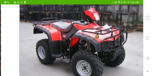 Kymco four wheeler bran new only 30 miles on it for Sale in Brentwood, TN