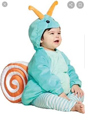 Unisex snail infant costume for Sale in Dallas, TX