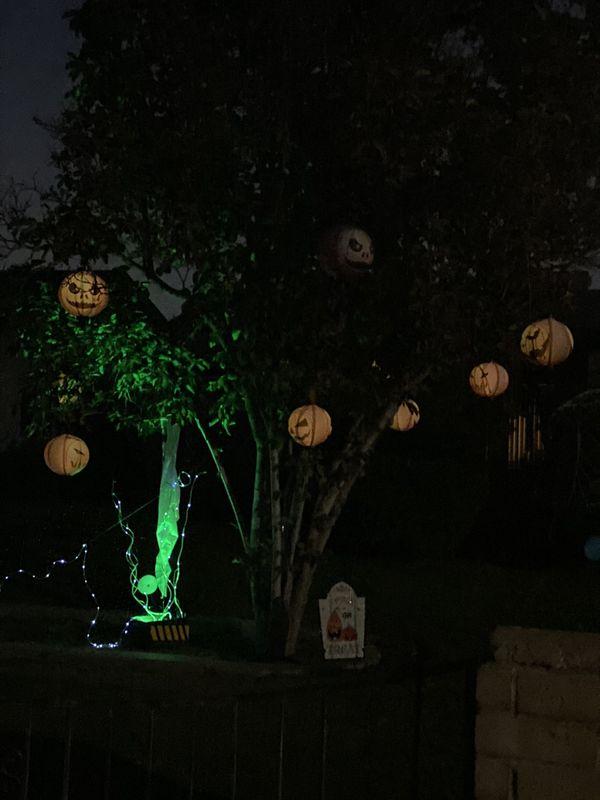 Glow in the dark led light 🎃 Pumpkins