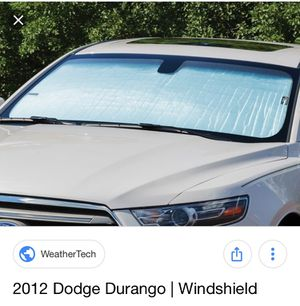 2012 Dodge Durango SUV Front Windshield for Sale in Portland, OR