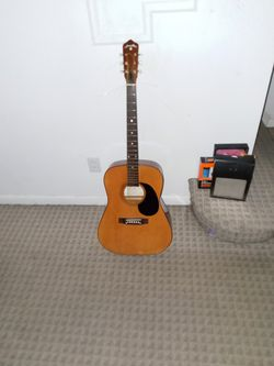 Lonestar Acoustic Guitar for Sale in Brookhaven,  PA