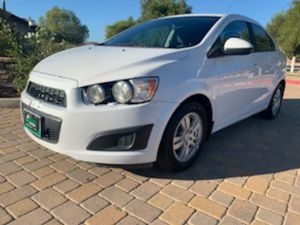 2012 Chevy Sonic with 118,000 miles for Sale in Escondido, CA