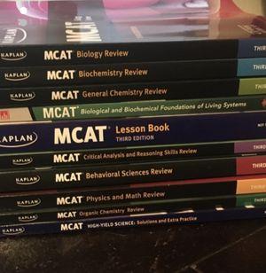 MCAT prep for Sale in Dallas, TX