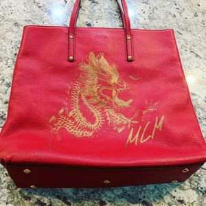 Red MCM Tote Bag for Sale in Tempe, AZ