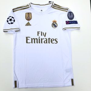 Real Madrid 19/20 soccer jersey home for Sale in Houston, TX
