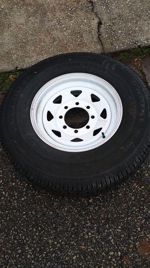 Brand new 8 lug dump trailer tire for Sale in Cumming, GA