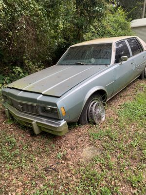 1979 Chevy Impala 4-door for Sale in Lakeland, FL