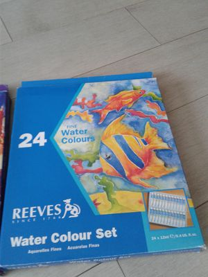 Watercolor paint set. New for Sale in Highland Park, IL