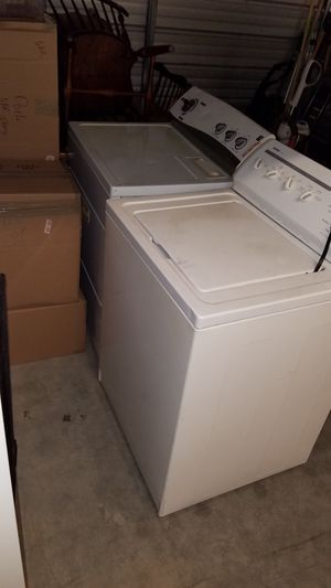 Kenmore washer and dryer. for Sale in Suisun City, CA