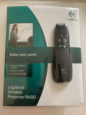 Logitech Presenter R400 for Sale in Frisco, TX