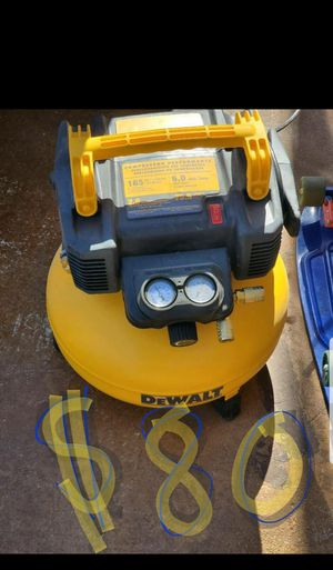 Dewalt 6gal air compressor $80 for Sale in Huntington Park, CA