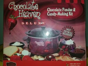 Chocolate Fondue set for Sale in Waianae, HI