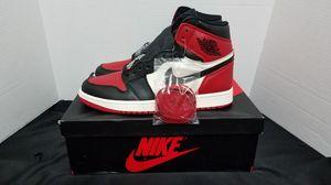 Jordan 1 Bred Toe size 9 for Sale in Lakeland, FL