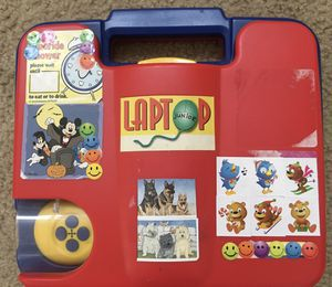 Kid's toy laptop for Sale in Fontana, CA