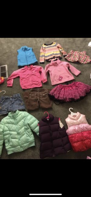 Toddler girl 5t mix of clothes for Sale in Florence, KY