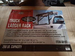 Haul master ladder rack. *NEW* never used! for Sale in West Chicago, IL