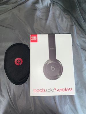New beats solo 3 wireless for Sale in Sterling, VA