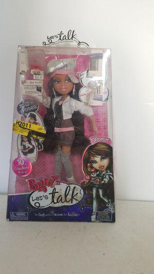 Bratz lets talk Yasmin doll for girls for Sale in Rialto, CA