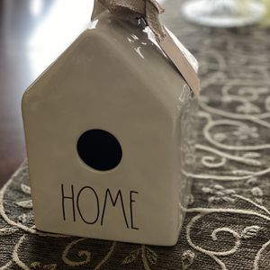 Rae Dunn HOME Birdhouse for Sale in Ontario, CA