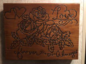 Wooden Frame Roses for Sale in Clarksburg, WV