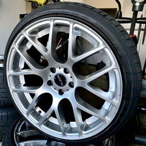 19x9.5, 5x114.3 Wheels/ Tires for Sale in Fort Belvoir, VA