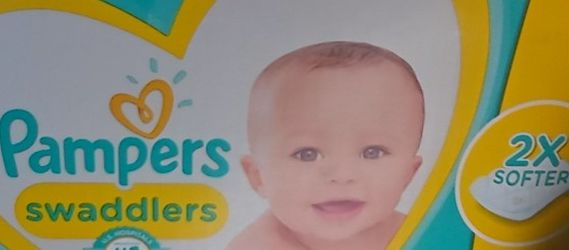 Pampers Swaddlers Size 3 And 5 for Sale in Fresno,  CA