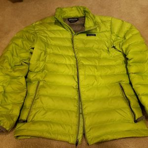 Boys Large Patagonia Down Sweater Jacket for Sale in Seattle, WA