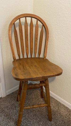 Wooden chair for Sale in Winter Springs, FL