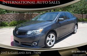 2014 Toyota Camry for Sale in Garland, TX