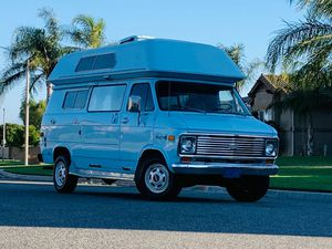 1977 Chevy camper van for Sale in Riverside, CA