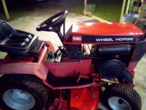 TORO - WHEEL HORSE TRACTOR for Sale in Auburndale, FL