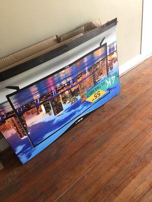 """4K Ultra Hd 55"""" Smart TV for Sale in Crossett, AR"""