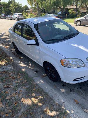 2010 Chevrolet Aveo Lt for Sale in Garden Grove, CA