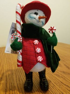 New holiday snow man for Sale in Anaheim, CA