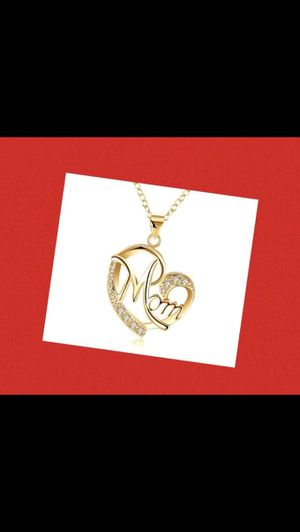 Mom pendant with chain for Sale in St. Cloud, FL